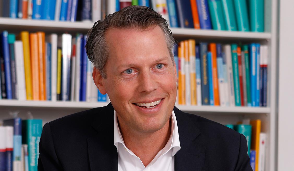 """Dr. Christian Graz im Interview bei """"Die Macher"""": Wie komme ich ohne Burn-out an die Spitze, Dr. Graz?"""