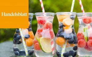Fruchtige Drinks Handelsblatt
