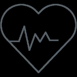 Icon Fachbereich Kardiologie