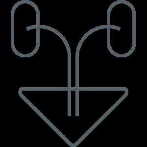 Icon Fachbereich Urologie