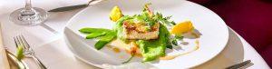 Fisch mit Gemüse