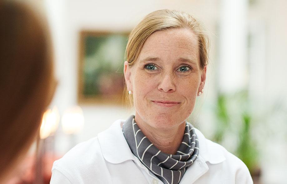 Ernährungsberaterin Frau Rautenberg