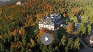Luftaufnahme der Max Grundig Klinik