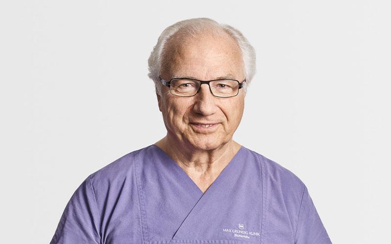 Dr. med. Günter Weissmann