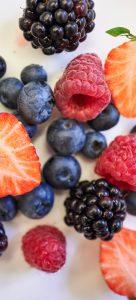 Ernährungsberatung mit Früchten