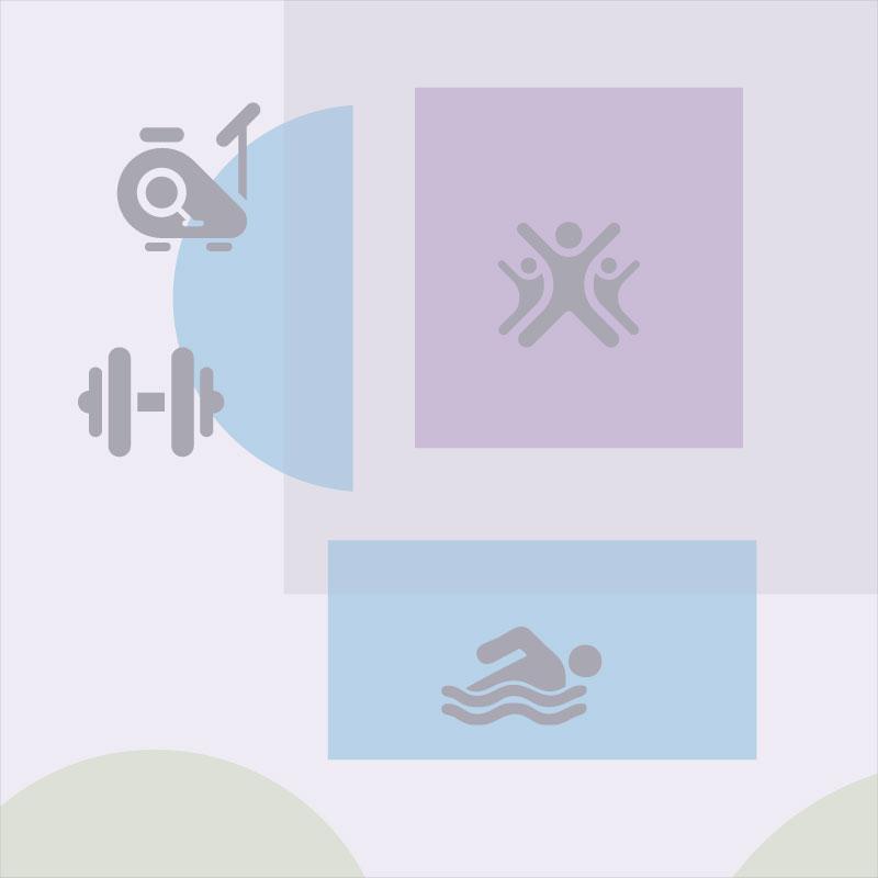 Kardio und Bewegungsbad Icon