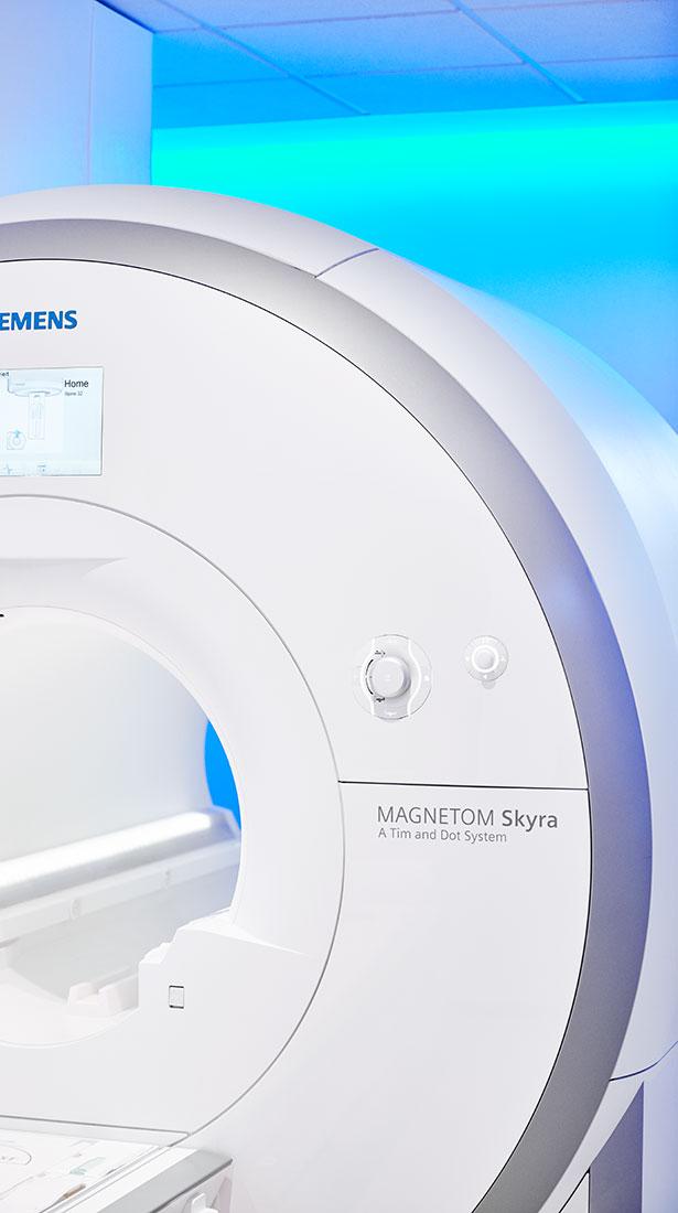 Magnetom Skyra in der Max Grundig Klinik