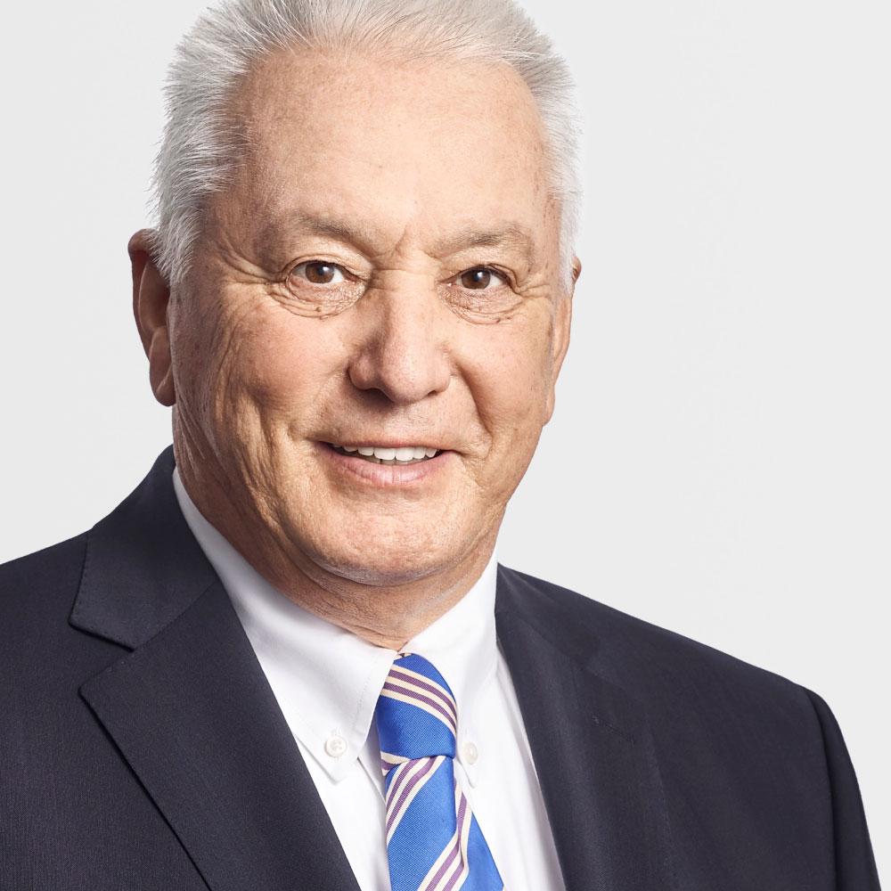 Ärztlicher Direktor der Max Grundig-Klinik Prof. Dr. med-Curt Diehm