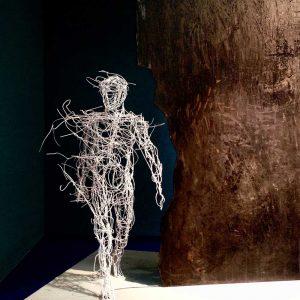 Ausstellungsstück von Stefanie Welk