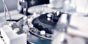 Einblicke in das Labor der Max Grundig Klinik
