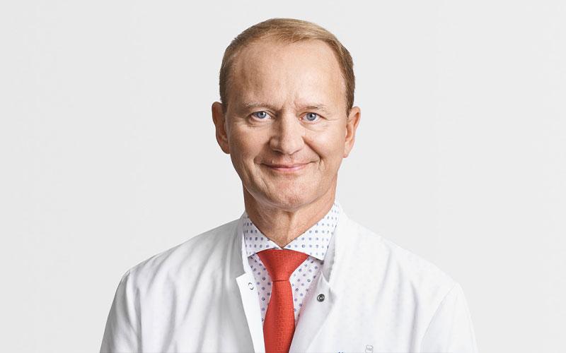 Dr. med. Ralf Goldschmidt, Leitender Arzt der Rheumatologie