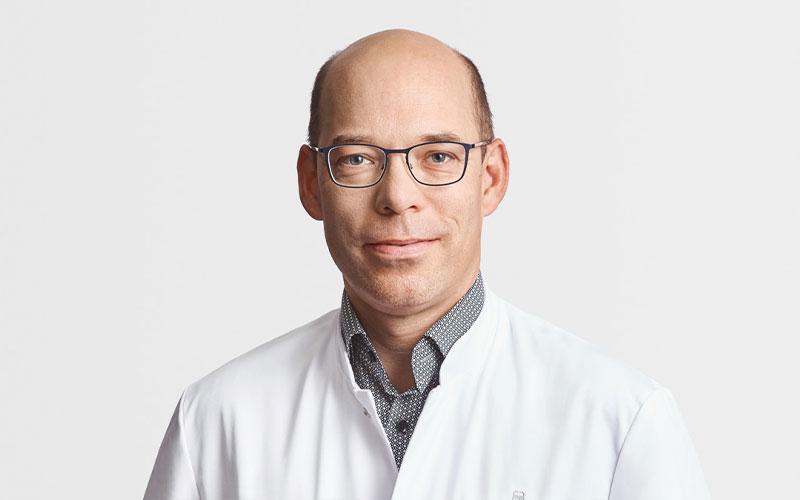 Dr. med. Timo Paulus, Leitender Oberarzt, Innere Medizin, Kardiologie, Angiologie, Notfallmedizin