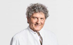 Dr. rer. nat. Peter Maurer, Leitender Arzt der Gastroenterologie