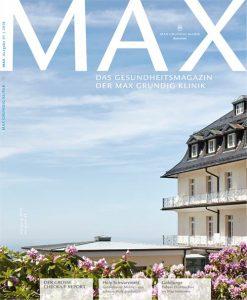 Cover MAX Magazin 01