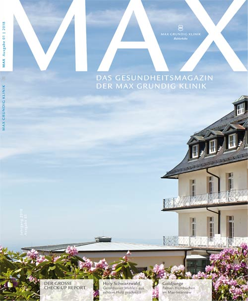Cover MAX Magazin 01