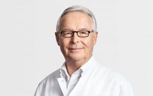Prof. Dr. med. Clemens Unger, Leitender Arzt der Onkologie