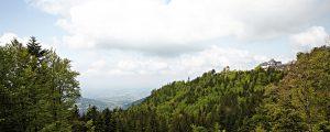 Panoramablick von der Bühler Höhe